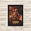 Thumbnail: 1811 - Quadro com moldura Hellboy