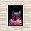 Thumbnail: 1122 - Quadro com moldura Star Wars - Hunter