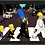Thumbnail: 1091 - Quadro com moldura The Simpson - The Beatles