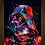 Thumbnail: 1066 - Quadro com moldura Star Wars - Darth Vader