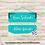 Thumbnail: 30119 - Placa Decorativa - Água Salgada, Alma Lavada