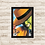 Thumbnail: 1577 - Quadro com moldura O Máscara