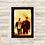 Thumbnail: 1480 - Quadro com moldura Bad Boys