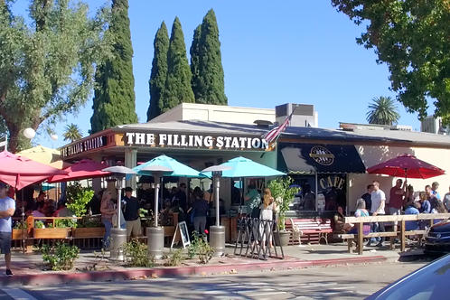 Filling Station - Old Towne Orange