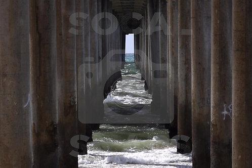 HB Under the Pier