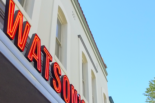 Watson's Drug Store Restaurant