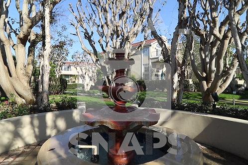 Sea Cliff Courtyard Fountain
