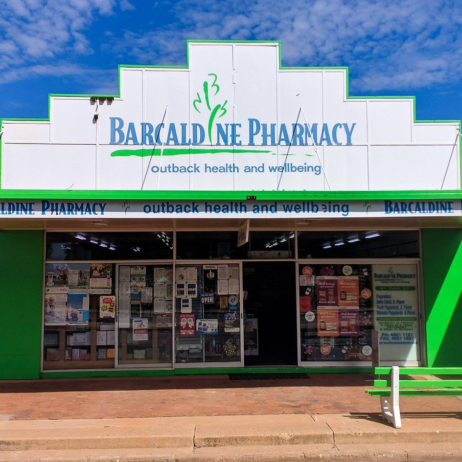 Barcaldine Pharmay