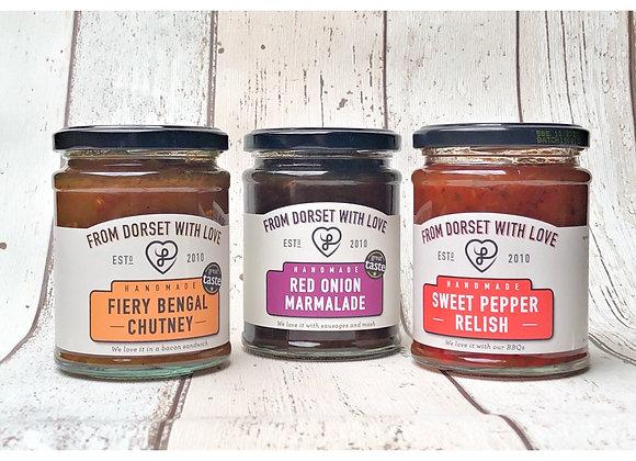 It's BBQ Time - 3 jars