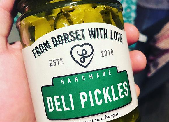 Deli Pickles
