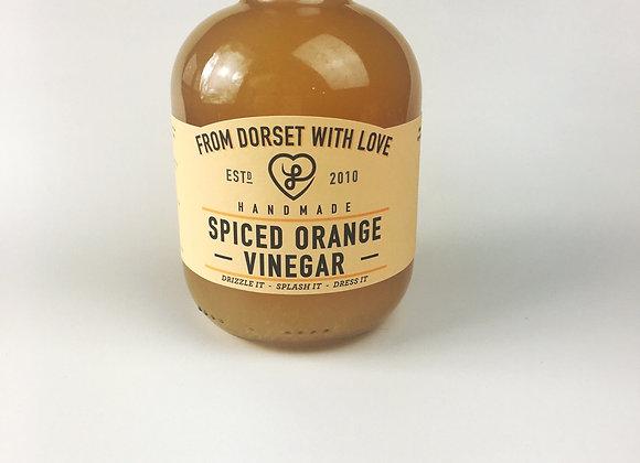 Spiced Orange Vinegar
