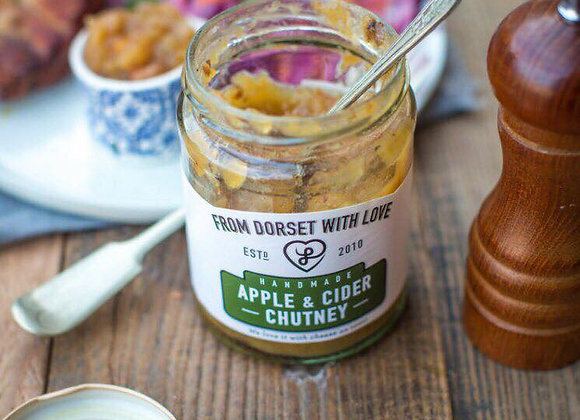 Apple & Cider Chutney