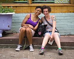 Cia + Melissa