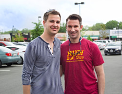 Jamie + Stephen