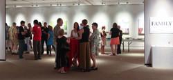 Durham Art Guild Event 2015