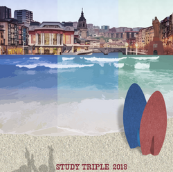 Study Triple: Bilbao, Zarautz & San Sebastián