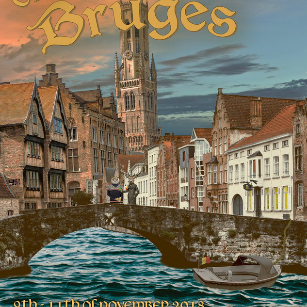 Off-Screen Abroad: Bruges