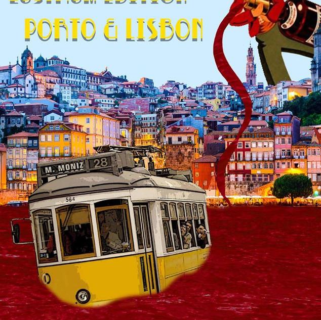 Study Trip Lustrum Edition: Porto & Lisbon