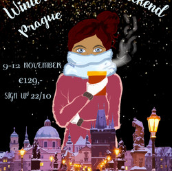 Winter Wonder Weekend: Prague