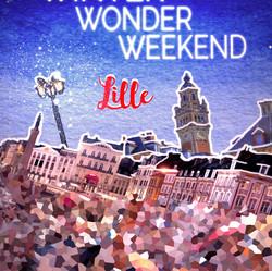 Winter Wonder Weekend: Lille
