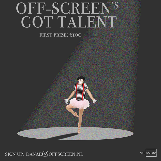 Off-Screen's Got Talent