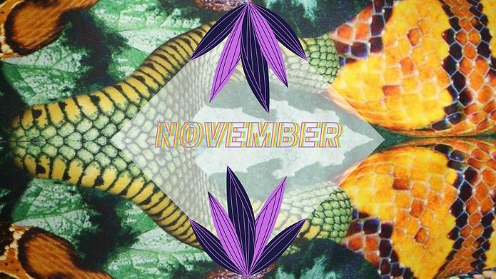 Header November