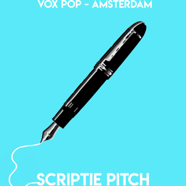 Scriptie Pitch