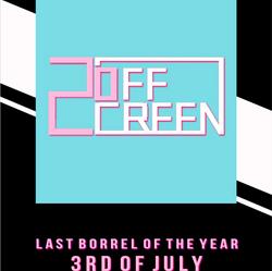 Last Borrel of the Year