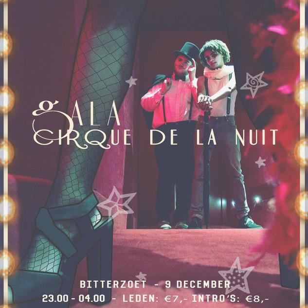 Gala: Cirque de la Nuit