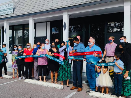 Grand Opening was a Success- Oct 29th 2020