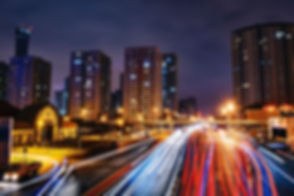 time-lapse-photography-of-city-road-at-n