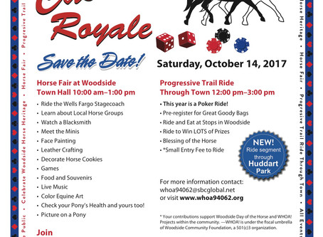 Join us for Day Of The Horse