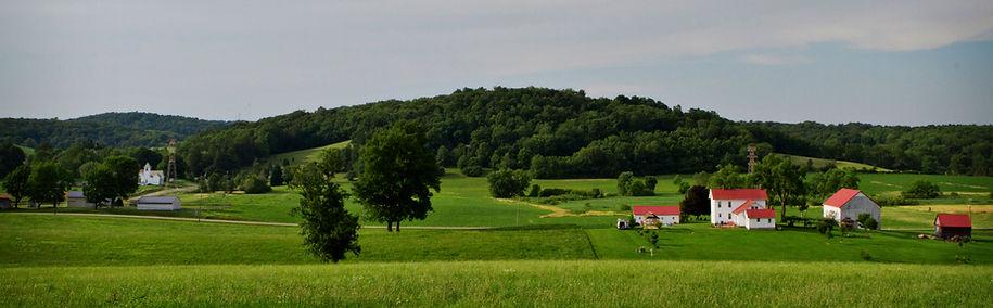 Linnridge Meadows at the corner of Linnville & Flint Ridge Roads