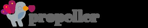 Propellerprints cards & personalised prints - logo