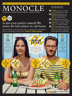 MONOCLE July/August 2015