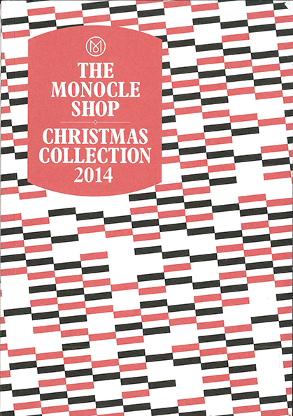 MONOCLE Christmas Collection