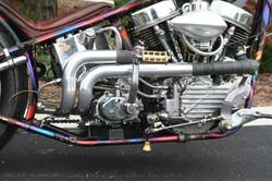 Pan Head Exhaust