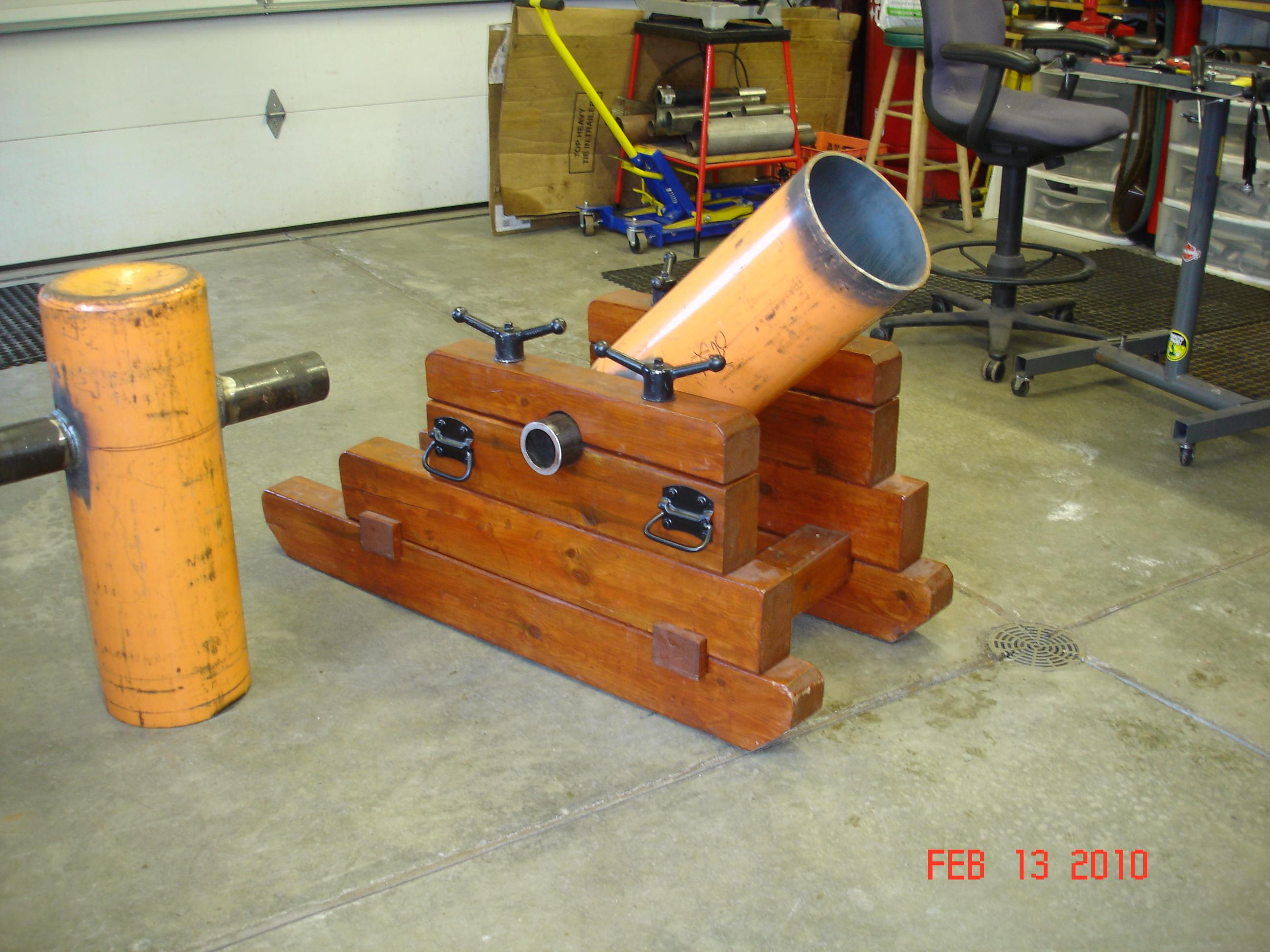Custom Cannon