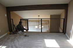 Railings for a Loft