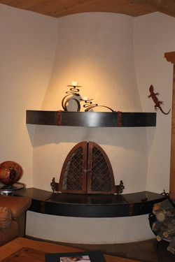Hearth and Mantle
