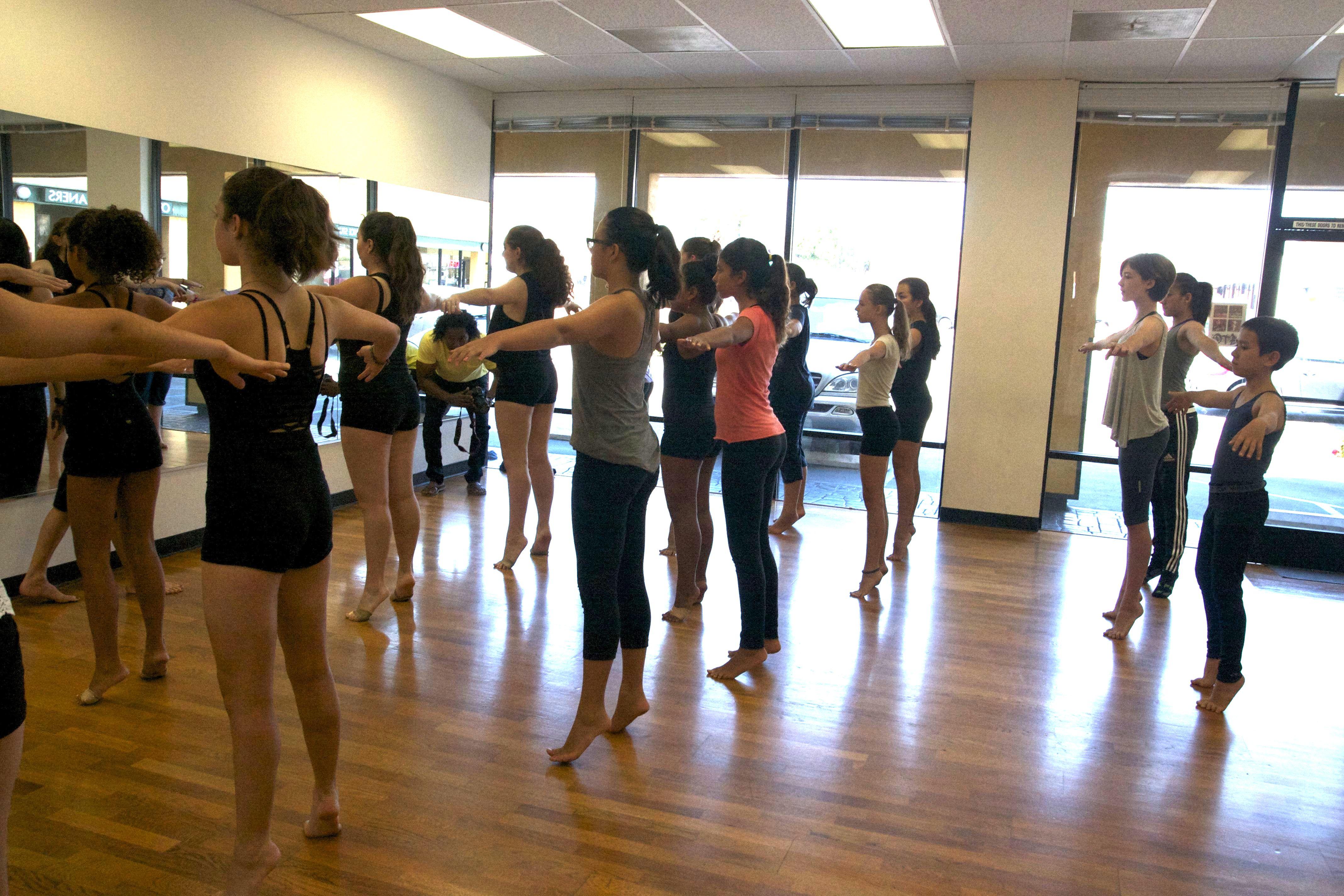 Dance Technique