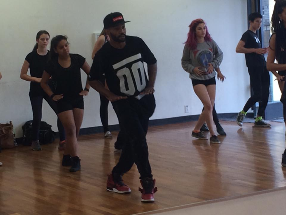 Hip-Hop w/ Havic (ages 12-17)