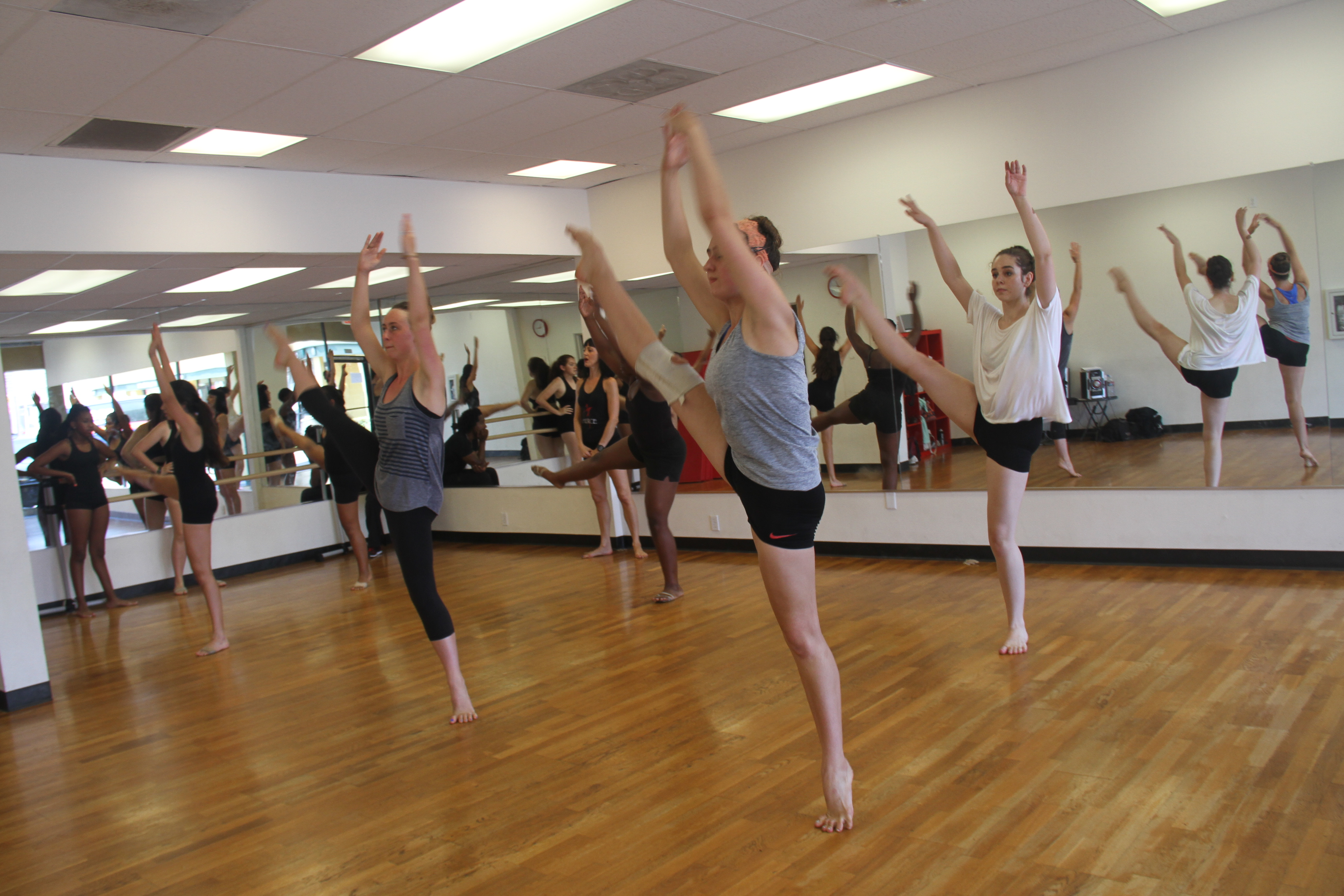 OTE 2014 Summer Dance Intensive