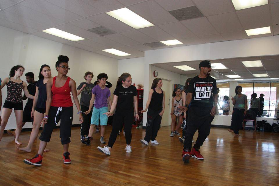 Hip-Hop (ages 12-22) w/ Havic