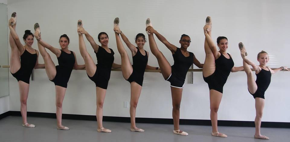 OTE Company Dancers