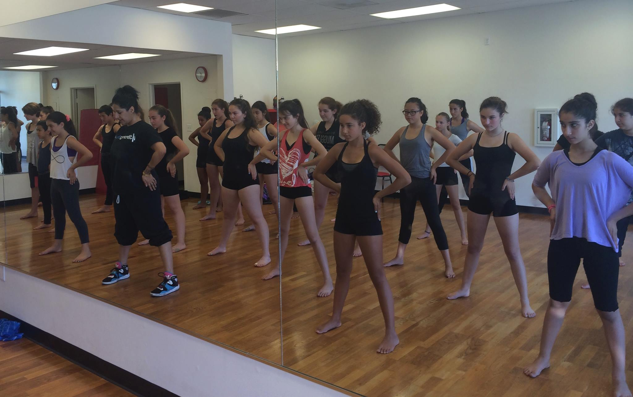 Summer Camp 2014 Bollywood Class