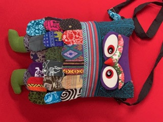 Crossbody Bag - Colorful
