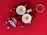 Keychain - Red Character