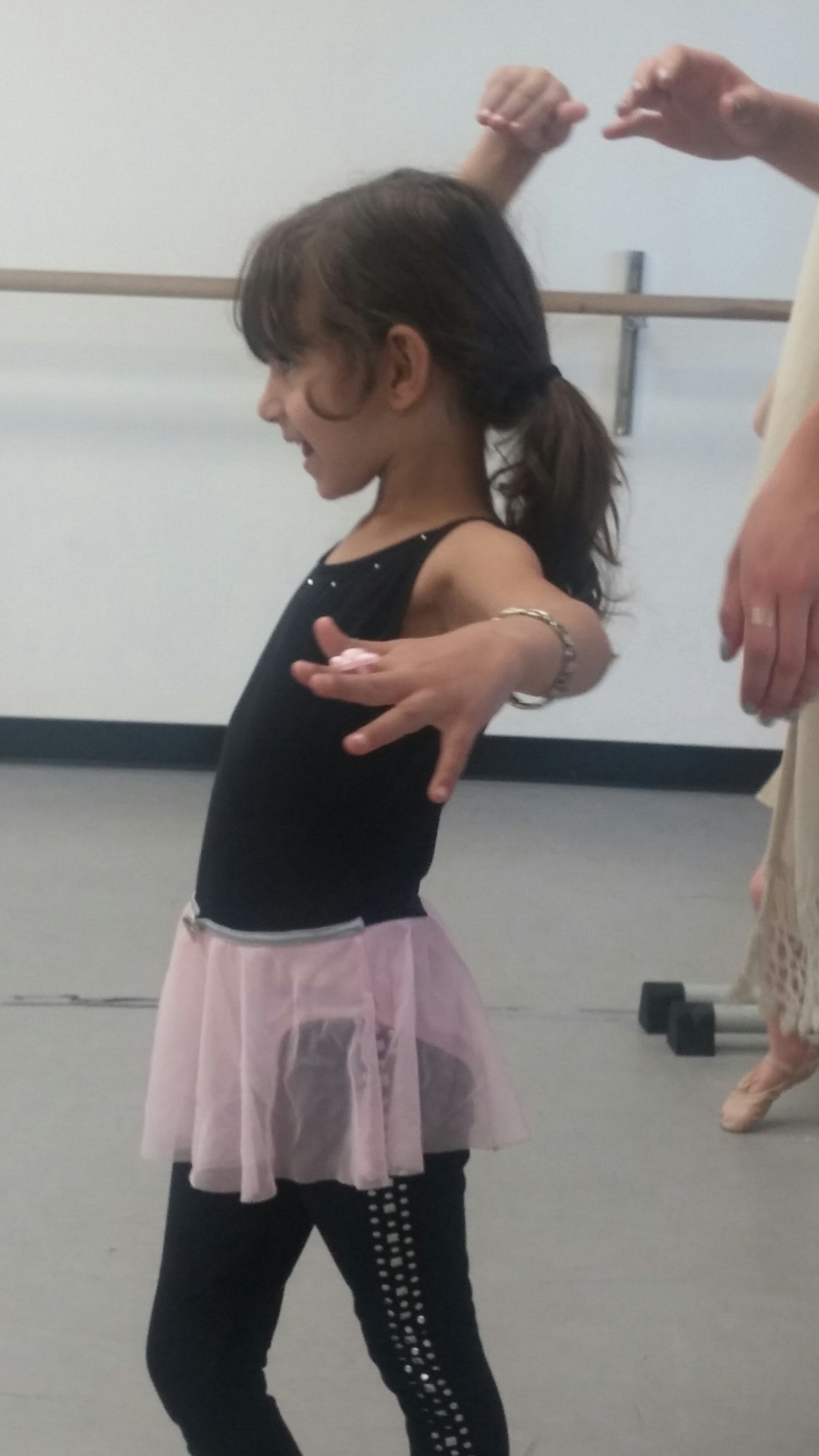 Ballet (ages 4-7) w/ Tess