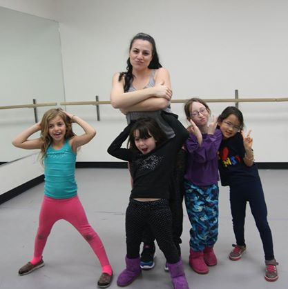 Hip-Hop (ages 4-7) w/ Brittany